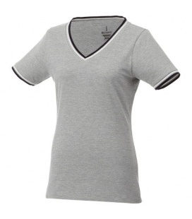 Elbert short sleeve women's pique t-shirtElbert short sleeve women's pique t-shirt Elevate
