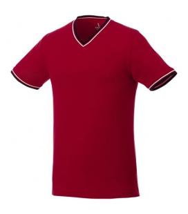 Elbert short sleeve men's pique t-shirtElbert short sleeve men's pique t-shirt Elevate
