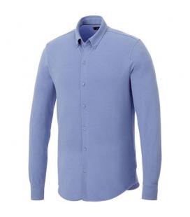 Bigelow long sleeve men's pique shirtBigelow long sleeve men's pique shirt Elevate