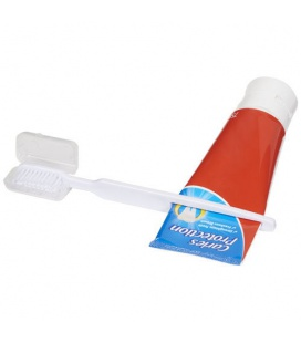 Dana toothbrush with squeezerDana toothbrush with squeezer Bullet