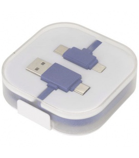 Colour-Pop charging cable with caseColour-Pop charging cable with case Avenue