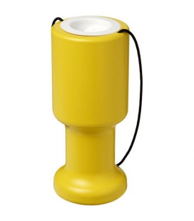 Asra hand held plastic charity containerAsra hand held plastic charity container PF Manufactured
