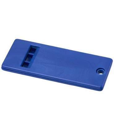 Wanda flat whistle with large branding surfaceWanda flat whistle with large branding surface PF Manufactured