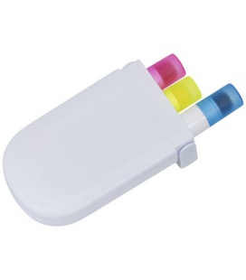 Trio gel highlighter setTrio gel highlighter set Bullet