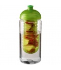H2O Octave Tritan™ 600 ml dome lid bottle & infuserH2O Octave Tritan™ 600 ml dome lid bottle & infuser H2O®