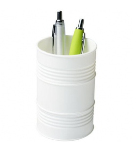 Bardo oil drum style plastic pen potBardo oil drum style plastic pen pot PF Manufactured