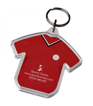 Combo t-shirt-shaped keychainCombo t-shirt-shaped keychain PF Manufactured