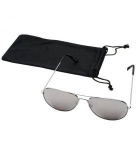 Aviator sunglasses with coloured mirrored lensesAviator sunglasses with coloured mirrored lenses Bullet