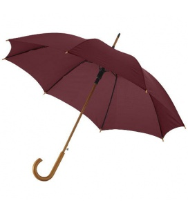 "Kyle 23"" auto open umbrella wooden shaft and handleKyle 23"" auto open umbrella wooden shaft and handle Bullet"