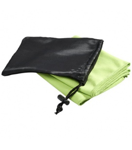 Peter cooling towel in mesh pouchPeter cooling towel in mesh pouch Bullet