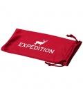 Clean microfibre pouch for sunglassesClean microfibre pouch for sunglasses Bullet