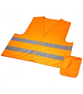 Watch-out XL safety vest in pouch for professional useWatch-out XL safety vest in pouch for professional use Bullet