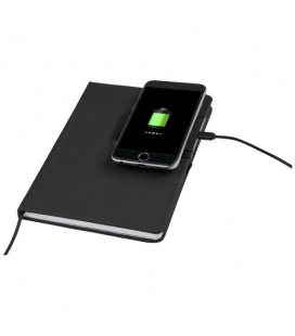 Cation notebook with wireless charging padCation notebook with wireless charging pad Marksman