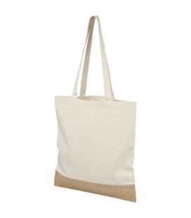 Delhi cotton jute tote bagDelhi cotton jute tote bag Bullet