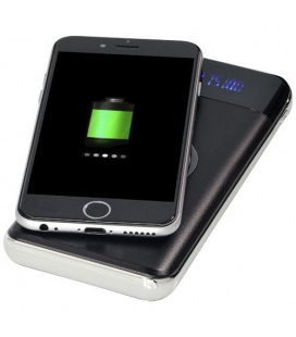 Constant 10.000 mAh wireless power bank with LEDConstant 10.000 mAh wireless power bank with LED Avenue