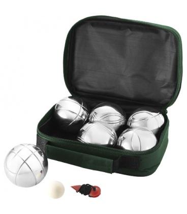 Henri 6-ball pétanque setHenri 6-ball pétanque set Bullet
