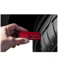 Chicane tyre tread measurer and key lightChicane tyre tread measurer and key light Bullet
