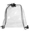 Lancaster transparent drawstring backpackLancaster transparent drawstring backpack Bullet