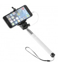 Wire extendable selfie stickWire extendable selfie stick Bullet