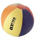 Rainbow solid beach ballRainbow solid beach ball Bullet