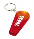 Spica whistle and LED keychain lightSpica whistle and LED keychain light Bullet