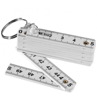 Harvey 0.5 metre foldable ruler keychainHarvey 0.5 metre foldable ruler keychain Bullet