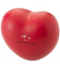 Heart-shaped stress reliever with PU foamHeart-shaped stress reliever with PU foam Bullet