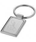Sergio rectangular metal keychainSergio rectangular metal keychain Bullet