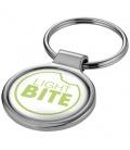 Round key chainRound key chain Bullet
