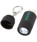 Svítilna na klíče s USB nabíječkou Avior Bullet