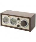 Klasické rádio s teploměrem Avenue