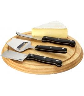 4-teiliges Käse Set4-teiliges Käse Set Bullet