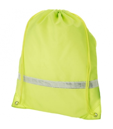 Premium reflective drawstring backpackPremium reflective drawstring backpack Bullet