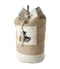 Goa sailor duffel bag made from juteGoa sailor duffel bag made from jute Bullet