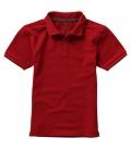 Calgary short sleeve kids poloCalgary short sleeve kids polo Elevate