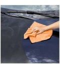 Diamond car cleaning towel and pouchDiamond car cleaning towel and pouch Bullet
