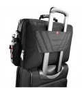 "Proton checkpoint-friendly 17"" computer attachéProton checkpoint-friendly 17"" computer attaché Elleven"