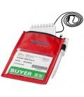 Identify badge holderIdentify badge holder Bullet