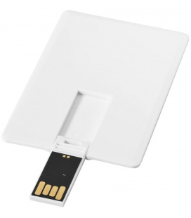Slim card-shaped 4GB USB flash driveSlim card-shaped 4GB USB flash drive Bullet