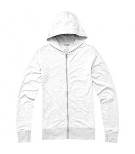 Garner full zip hooded ladies sweaterGarner full zip hooded ladies sweater Elevate