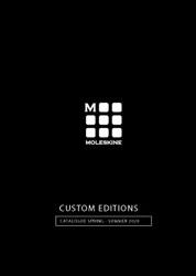Katalog Moleskine 2020